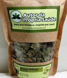 Amora - Morus nigra (folhas)