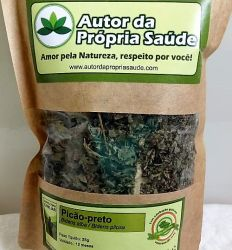 Picão-preto - Bidens alba / Bidens pilosa (Folha)