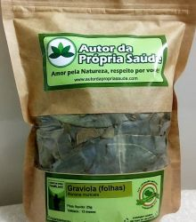 Graviola (folhas) - Anonna muricata