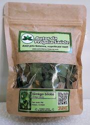 Ginkgo Biloba - Salisburia adiantifolia (Folha)